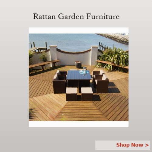 Rattan Garden Furniture sets - Homegenies