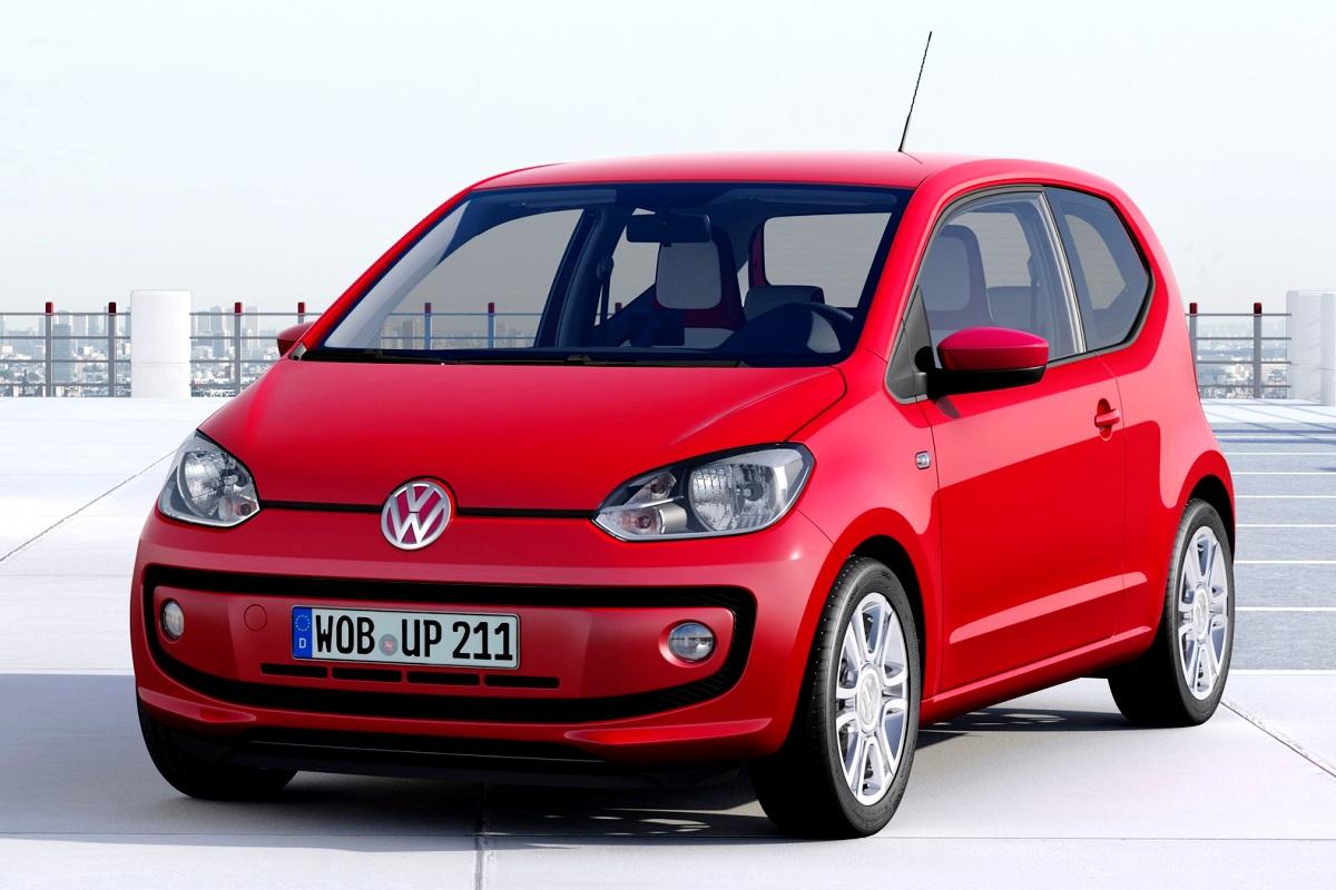 Volkswagen Up!. Majalah Otomotif Online
