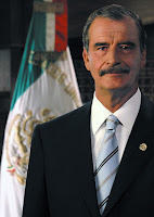 Former President of Mexico Vicent Fox