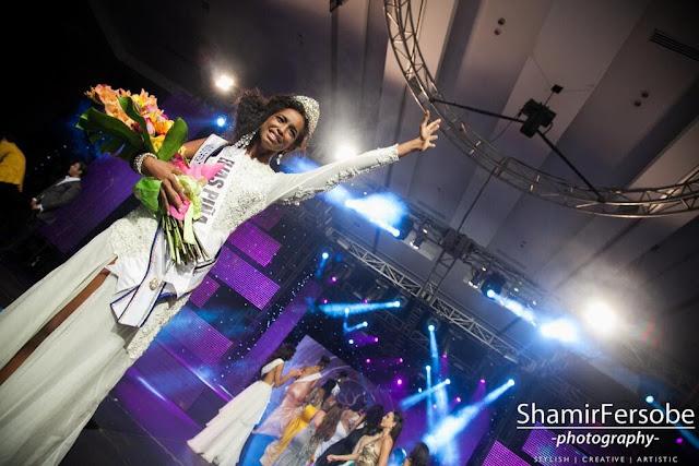 Miss Dominican Republic Universe 2013 winner Yaritza Miguelina Reyes Ramirez