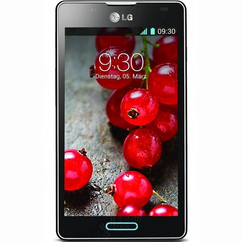 Spesifikasi Dan Harga LG Optimus L7 II P713 - Black Terbaru