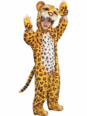 Halloween Disfraz de Animales, Niños, parte 3