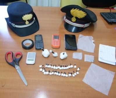 Bari, controllo a tappeto dei Carabinieri