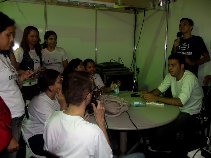 Alunos de Comunicação Social da UFRN colocam teoria em prática na Sonora Experimental