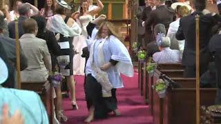 dancing vicar