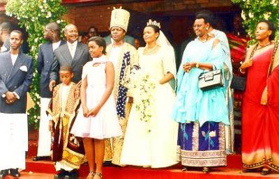 Tooro kingdom royal wedding