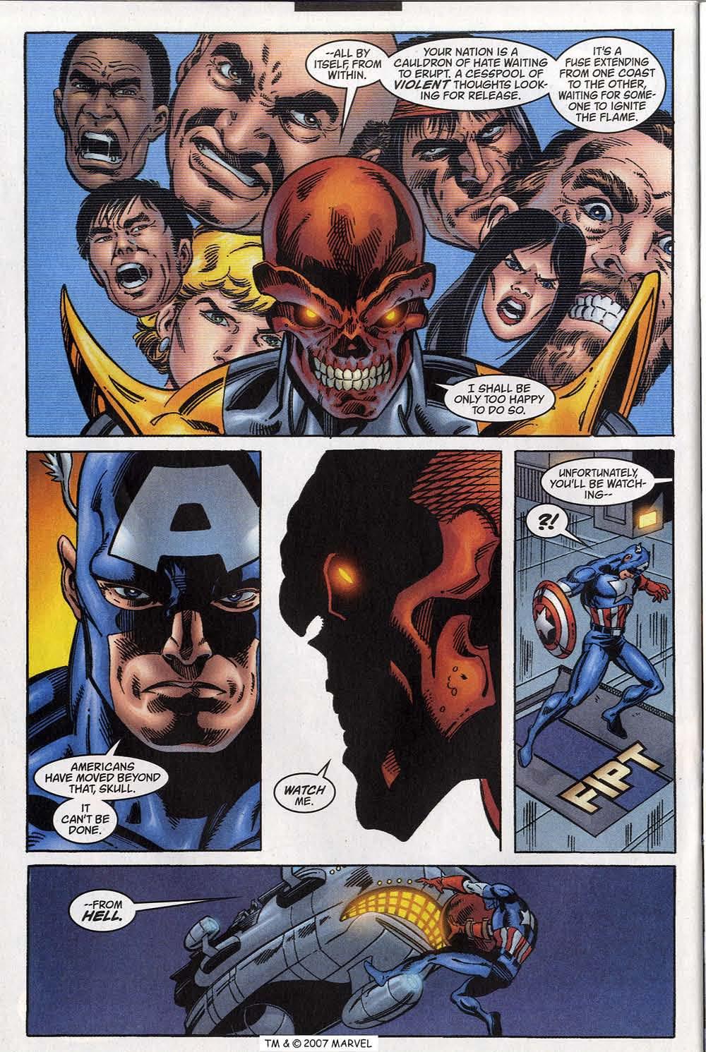 Captain America (1998) Issue #46 #53 - English 32