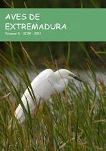 Anuarios ornitológicos de Extremadura