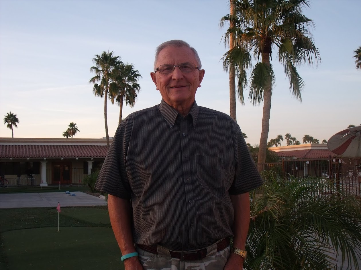 Hall of Fame Award awarded to Yuma District 3 Member