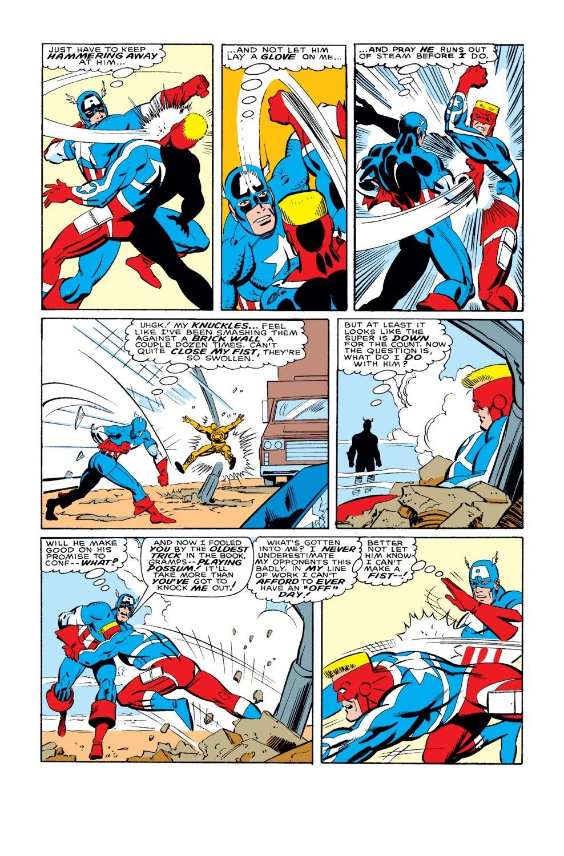 Captain America (1968) Issue #327 #256 - English 20
