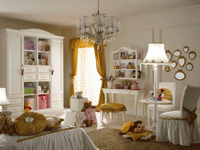 Girls+Bedroom+Design..