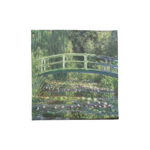 Bridge River Picture Bridge Napkins