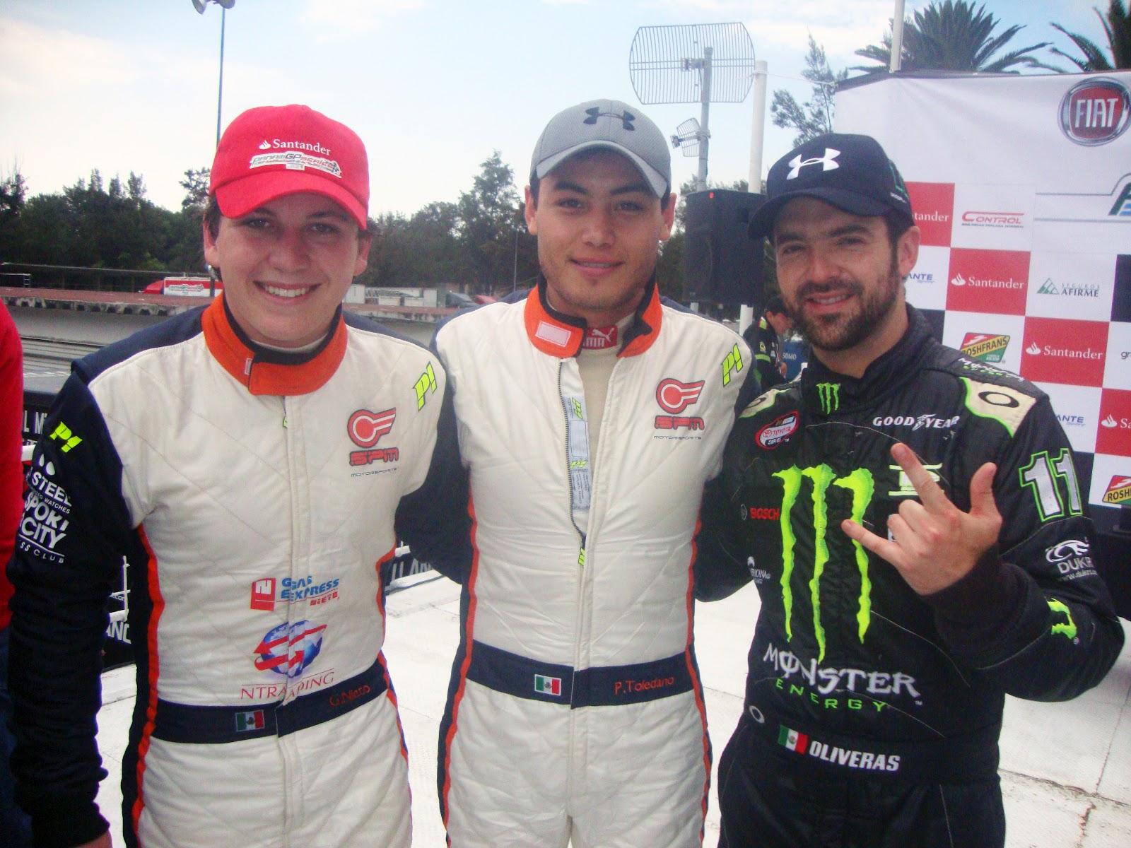 Arranca el automovilismo de la categor a panam gp series for Puerta 2 autodromo hermanos rodriguez