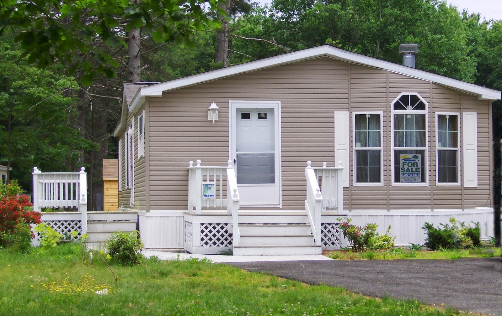picture of mobile homes with land for sale