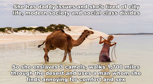 tracks movie meme robyn davidson