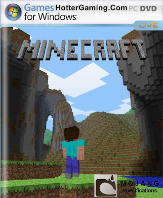 Free Download Minecraft 1.5.2 Pc Game Cover Photo