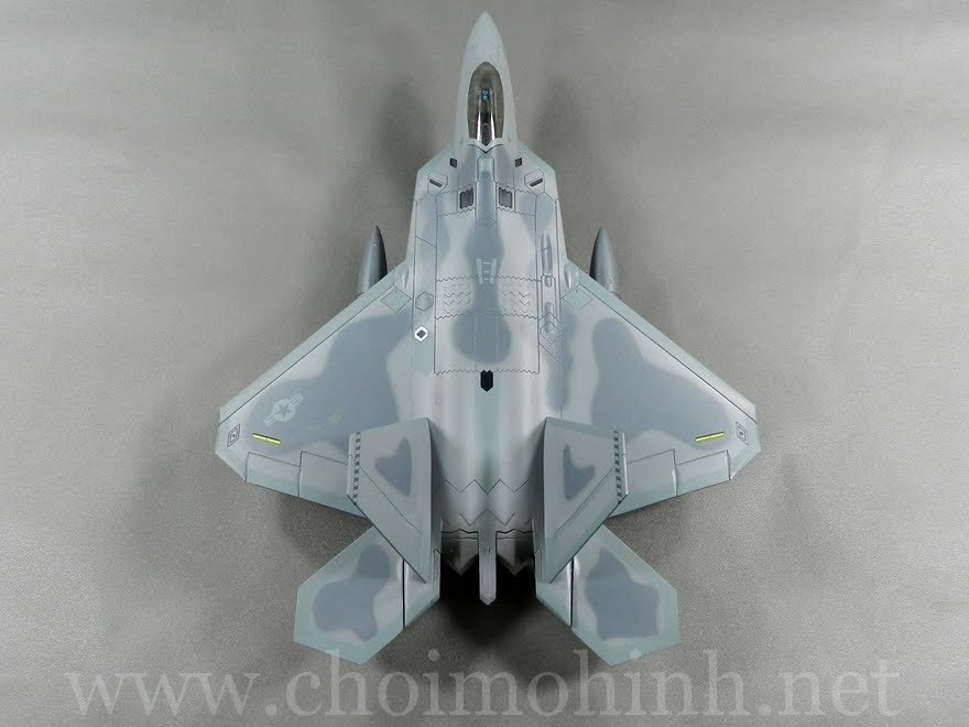 Lockheed F-22 Raptor 1:72 Hobby Master Limited up