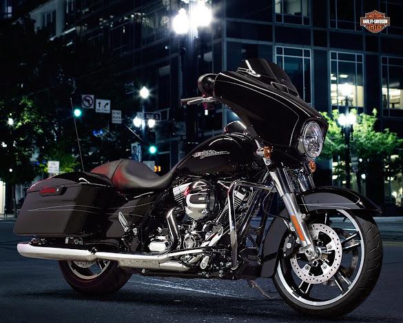 Motor Touring Harley Davidson_2
