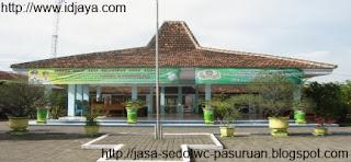 kantor kecamatan bugul kidul, Pasuruan