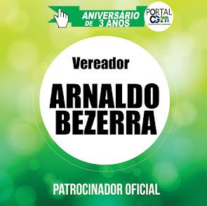 VEREADOR ARNALDO BEZERRA