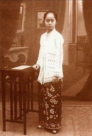 Foto Model Baju Kebaya Era 60 An