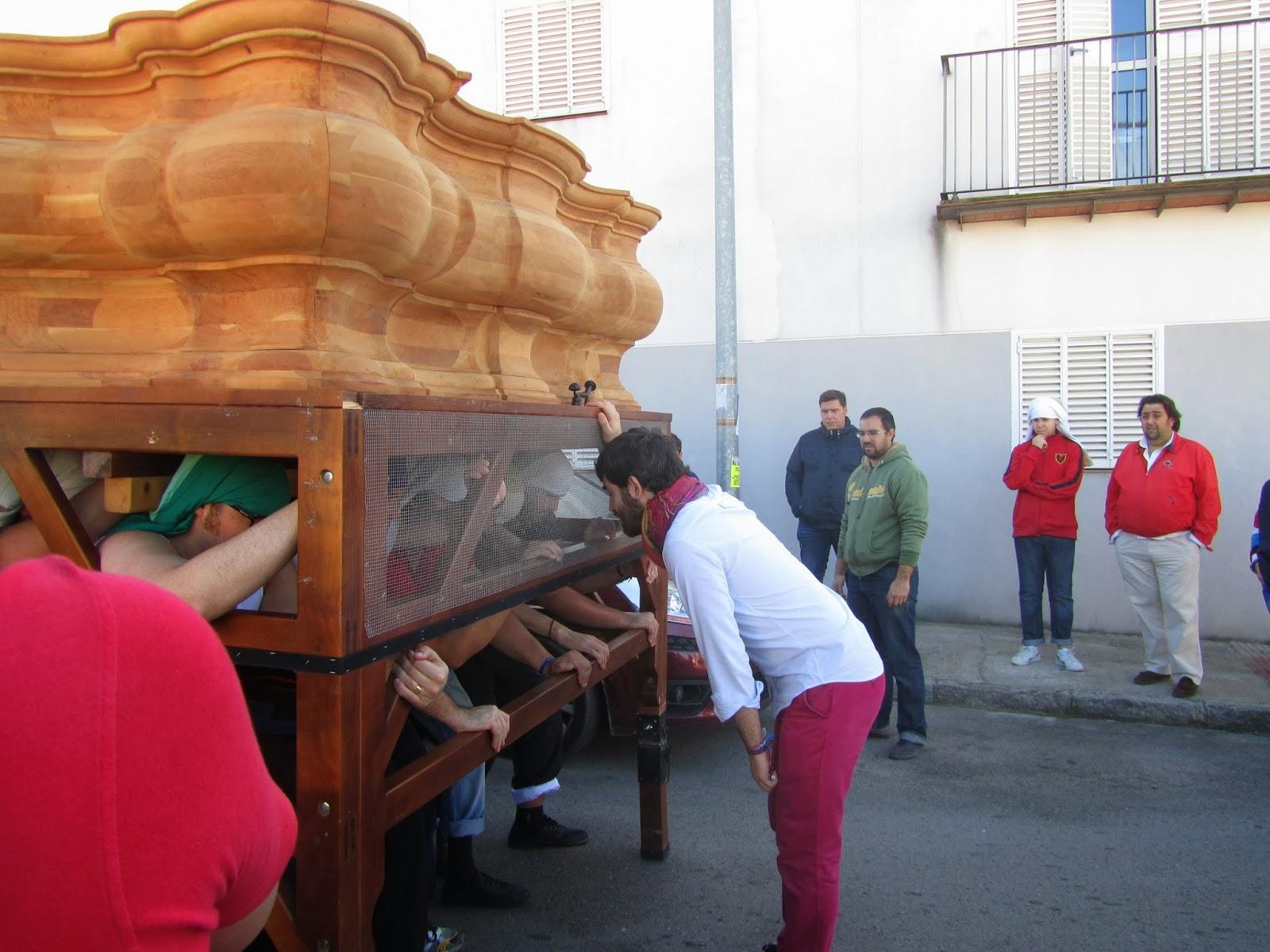 Hermandad de la Misión Redentora Jerez: 2014