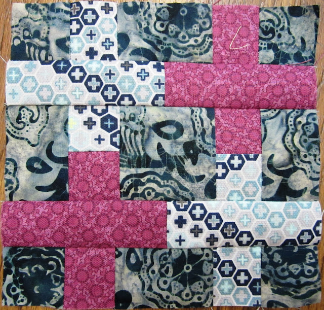 Tula Pink City Sampler Sew Along Block 13