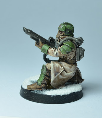 Death Korps of Krieg Grenadier