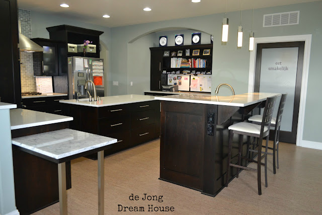 de jong dream house introducing our dream kitchen