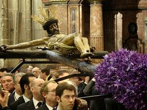Santísimo Cristo de la Salud (H.Carretería) 2010