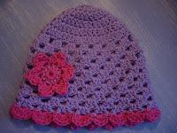 Pink Plum Hat
