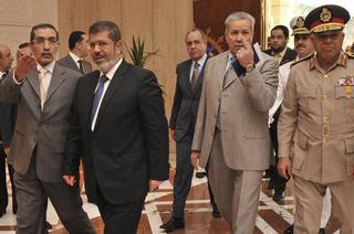 Kesaksian Pengawal Presiden Mursi [ www.BlogApaAja.com ]