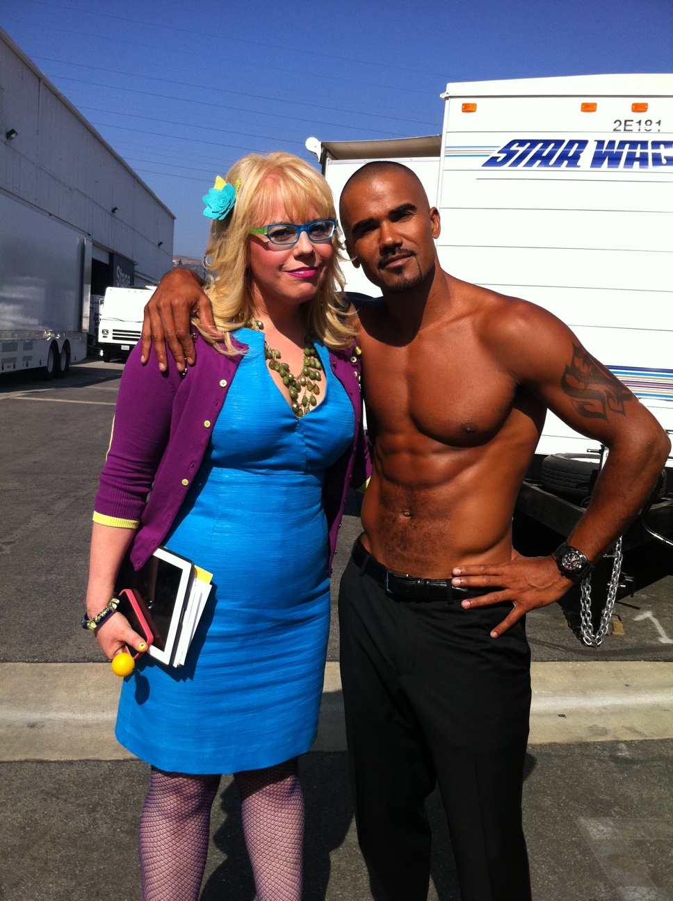 Loving Moore Shemar Moore Featured Photo 1 9