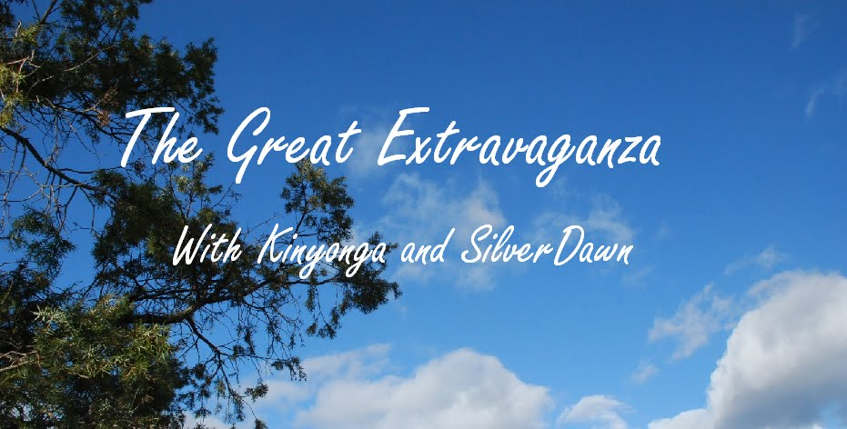The Great Extravaganza with Kinyonga and SilverDawn