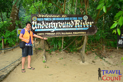 Palawan Underground River Entrance