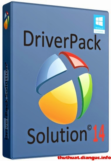 Tải Bộ driver OFFLINE đầy đủ cho win 8.1 8 7 XP