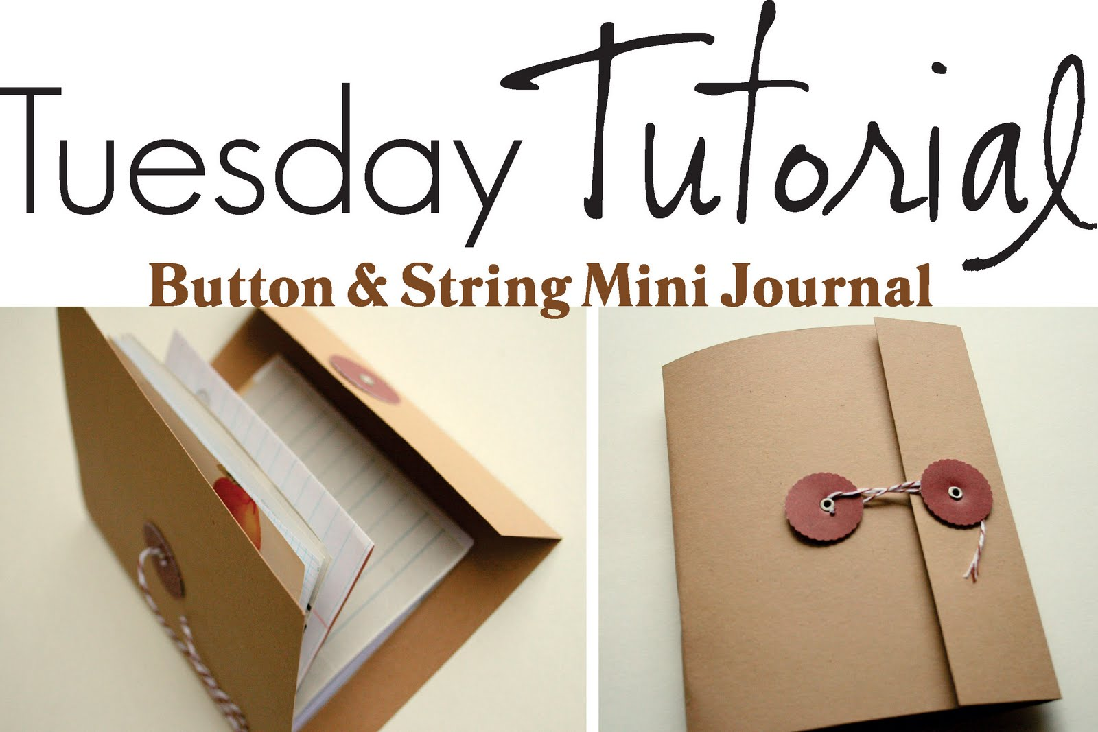 How To Make A Book Journal ~ Round ups of diy journals rubbishlove