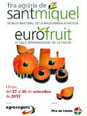 Fira Sant Miquel de Lleida 2012