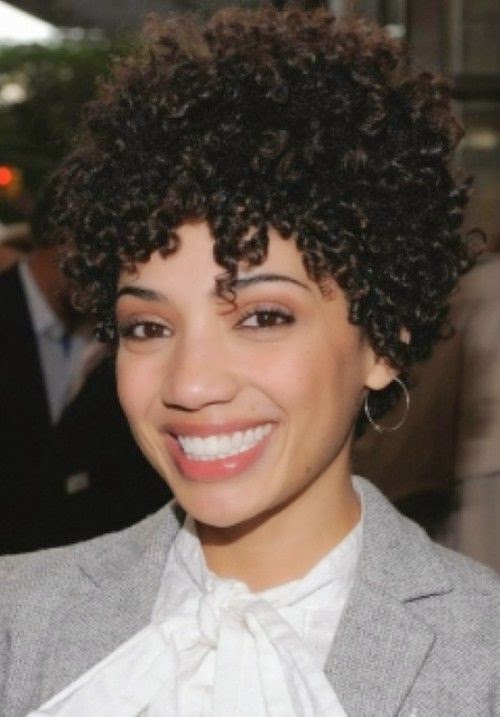 Women Black Hairstyles 2015 for Curly Hair
