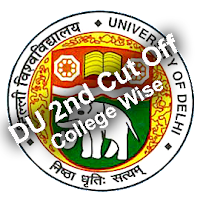 Delhi University 2nd Cut Off List
