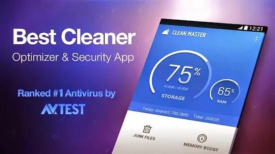 Android cihazınızı hızlandırın, önbellek temizleme