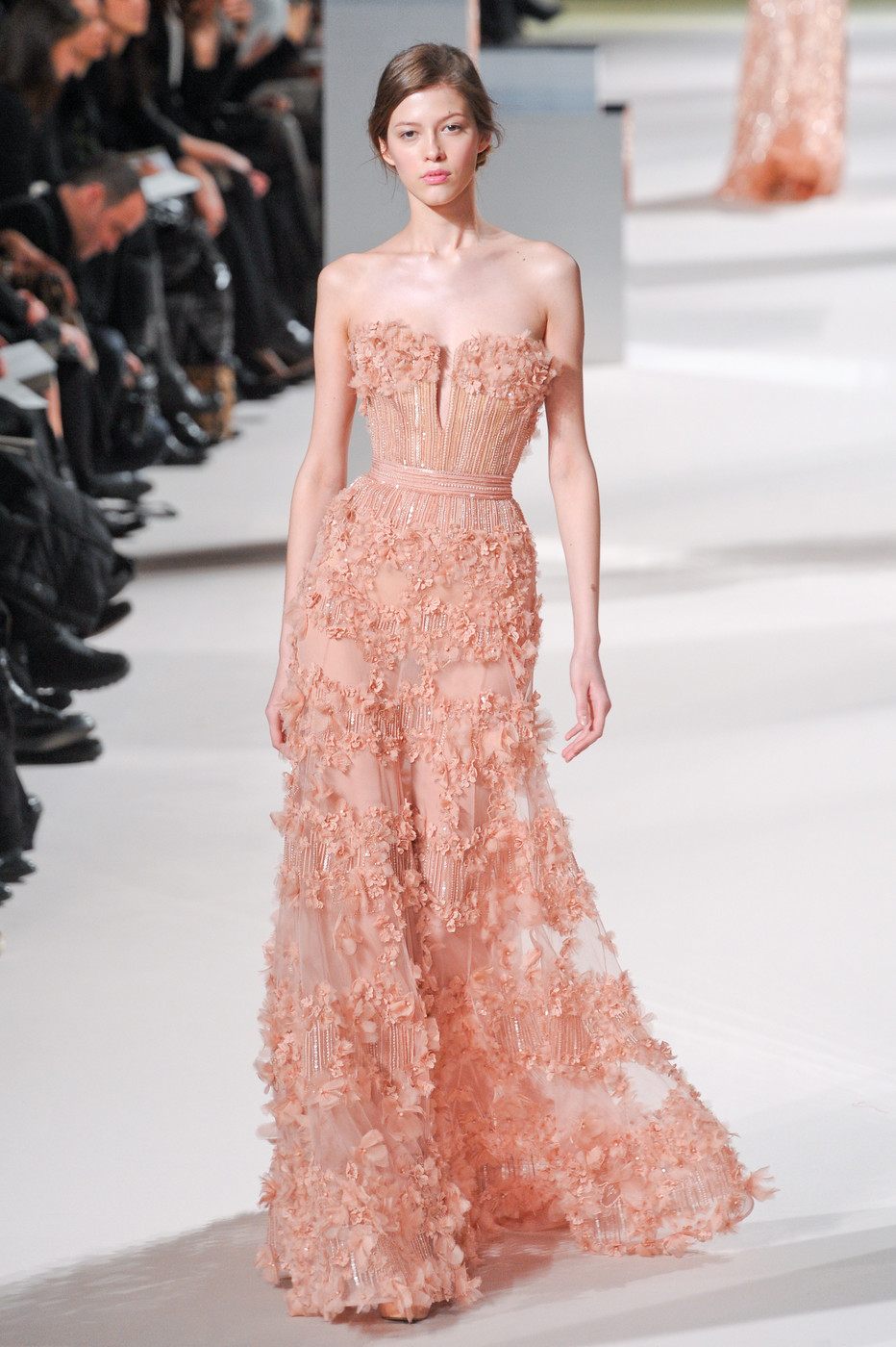 via fashioned by love | Photo source: Elie Saab Couture Spring/Summer 2011