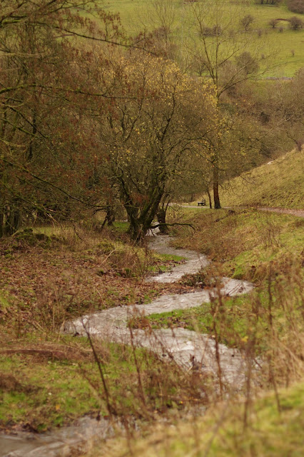 Tideswell Dale walking
