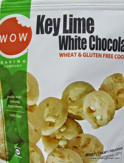 Gluten Free Key Lime Biscuits & Love with Food by G-Free Foodie Box Giveaway!