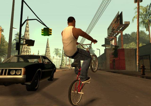 Infinite Games: Grand Theft Auto: San Andreas