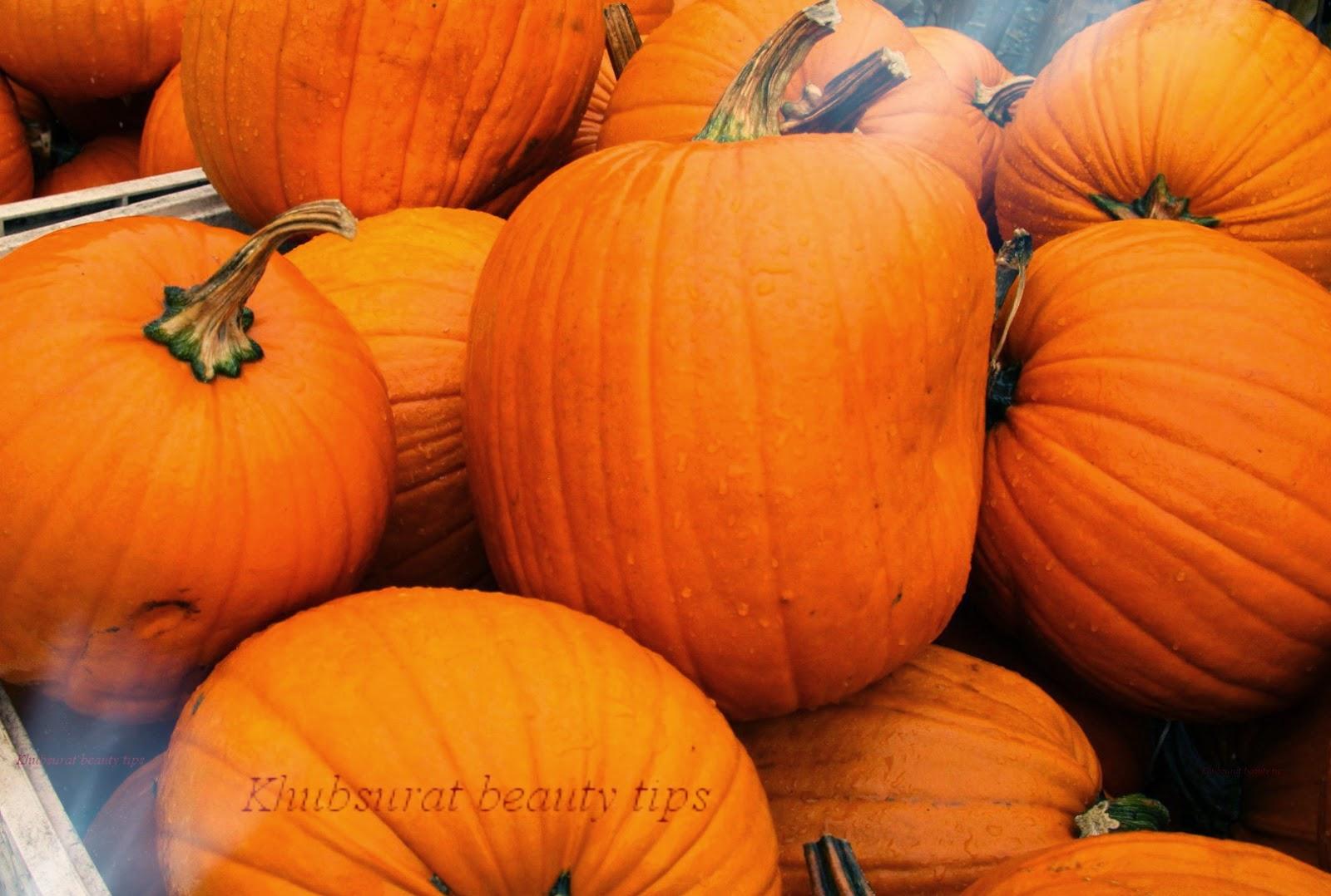 Health benefits of orange Pumpkin or Kaddu