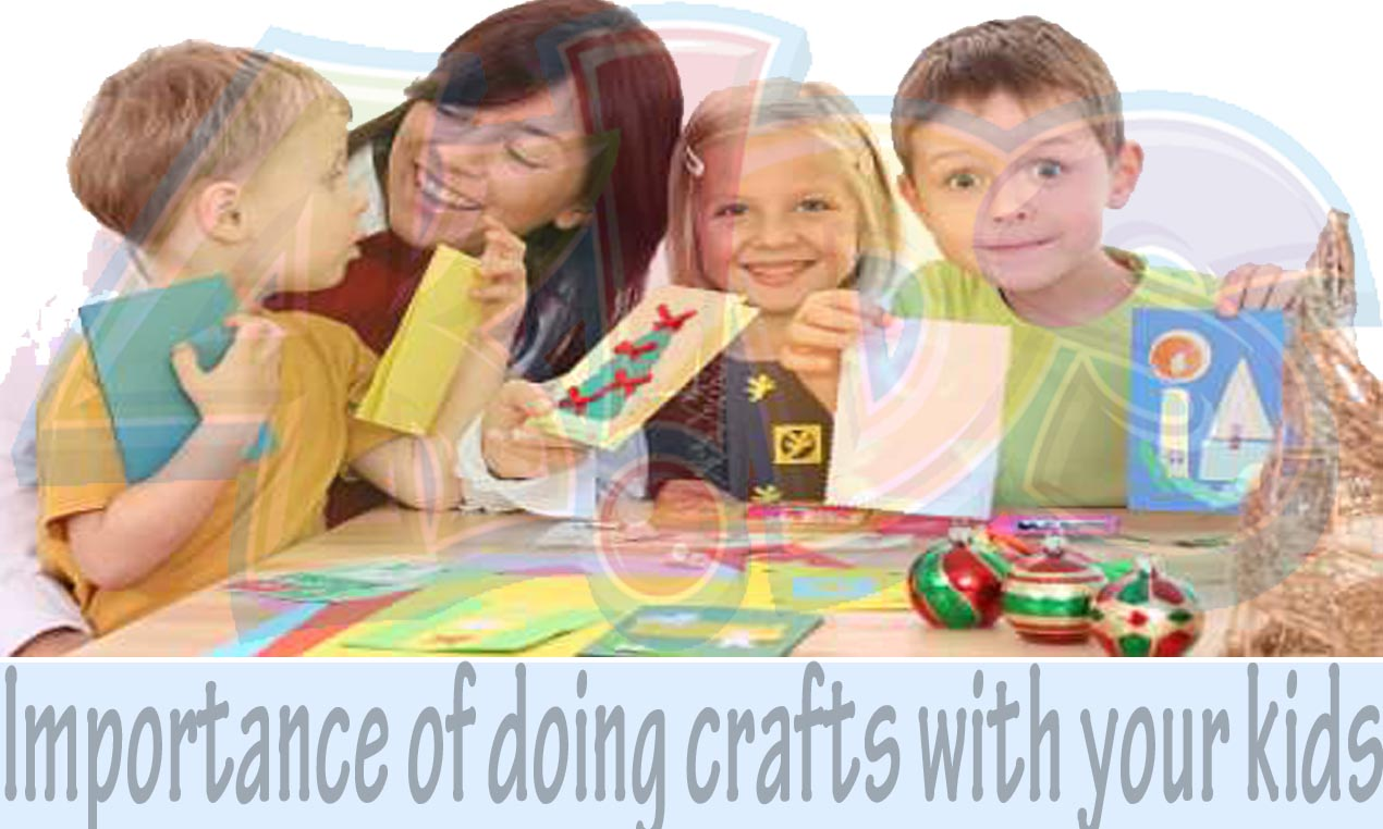 how art and craft is important for child development Arts & crafts: music for learning the purpose of this article is to discuss the importance of art in young children's art and motor development while making.