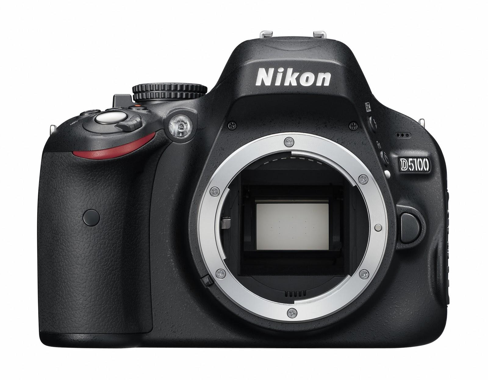 nikon d3100 spejlreflekskamera