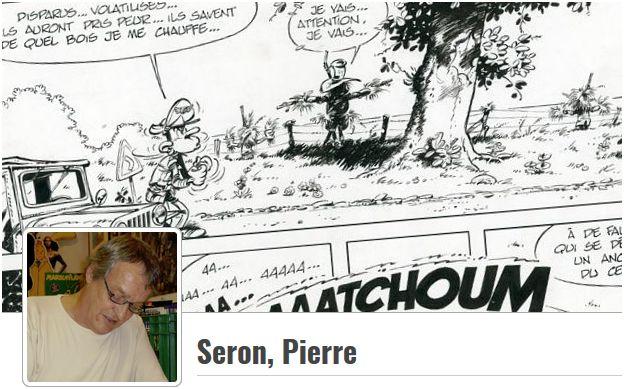 Œuvres  de Pierre Seron