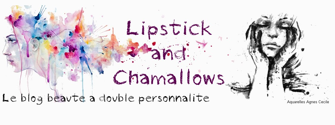 Lipstick and Chamallows